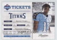 Kendall Wright /100