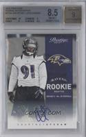 Courtney Upshaw /599 [BGS 8.5]