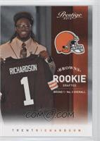 Trent Richardson (Draft Day)