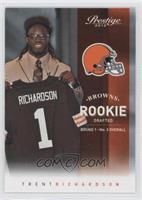 Trent Richardson (Draft Day)