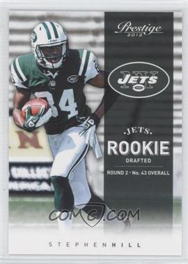 2012 Playoff Prestige #276.1 - Stephen Hill