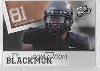 Justin Blackmon