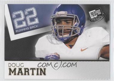 2012 Press Pass [???] #31 - Doug Martin