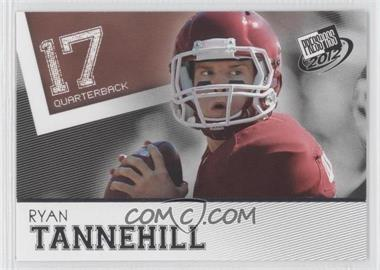 2012 Press Pass [???] #46 - Ryan Tannehill