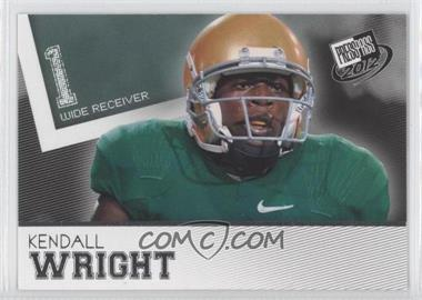2012 Press Pass [???] #50 - Kendall Wright