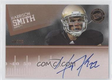 2012 Press Pass [???] #PPS-HS - Harrison Smith /99