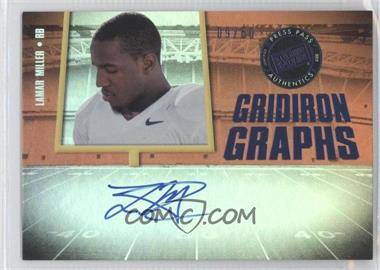 2012 Press Pass Fanfare [???] #GG-LM - Lamar Miller /50