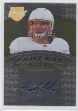 2012 Press Pass Fanfare Gold #FF-AC - Audie Cole