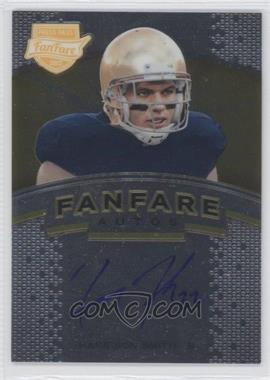 2012 Press Pass Fanfare Gold #FF-HS.1 - Harrison Smith