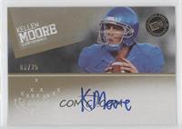 Kellen Moore #9/25