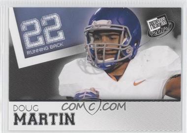 2012 Press Pass #31 - Doug Martin