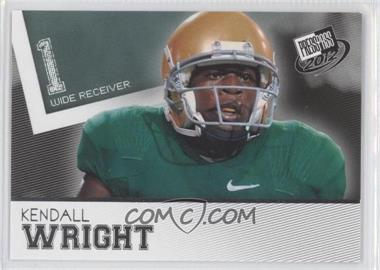 2012 Press Pass #50 - Kendall Wright