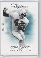 Paul Warfield /499