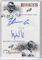 Mychal Kendricks, Fletcher Cox /25