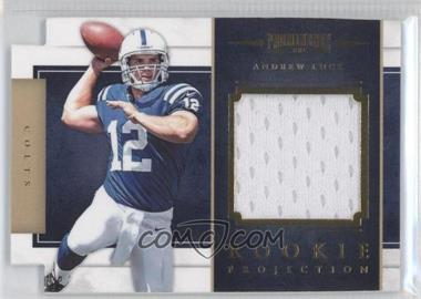 2012 Prominence - Rookie Projection Materials Die-Cut #24 - Andrew Luck /299