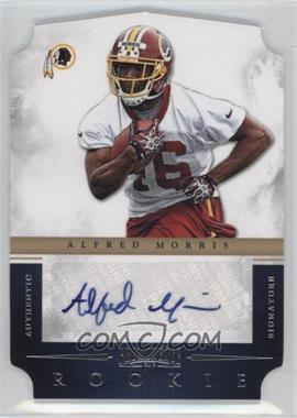 2012 Prominence - Rookie Signatures Die-Cut #198 - Alfred Morris /499