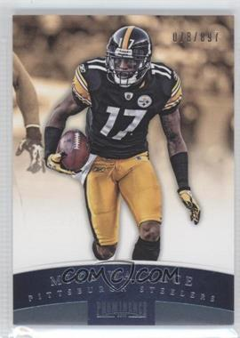 2012 Prominence Platinum #78 - Mike Wallace /897
