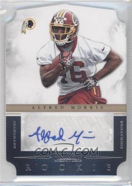 2012 Prominence Rookie Signatures Die-Cut #198 - Alfred Morris /499