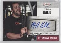 Matt Kalil