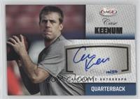 Case Keenum /50