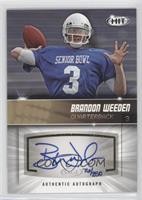 Brandon Weeden /250