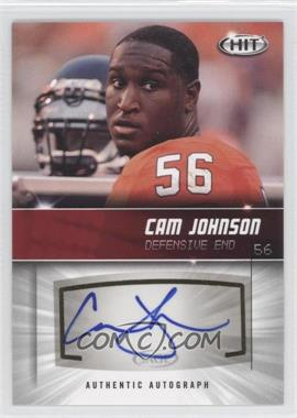 2012 SAGE Hit Autographs #A106 - Cam Johnson