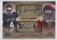 Jarius Wright, Rhett Ellison /10