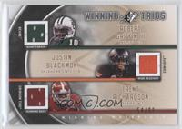 Robert Griffin III, Justin Blackmon, Trent Richardson /99