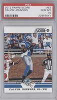 Calvin Johnson Jr. [PSA 10]