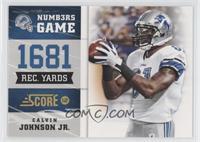 Calvin Johnson Jr.