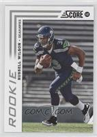 Russell Wilson (short print: running with ball)