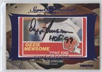 Ozzie Newsome /10