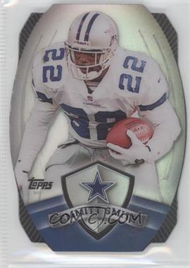 2012 Topps - Prize Game Time Giveaway Die-Cut #30 - Emmitt Smith