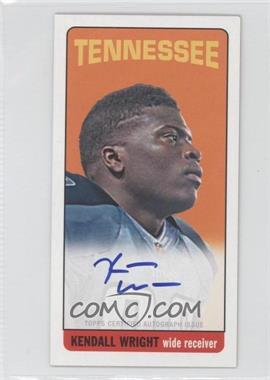 2012 Topps 1965 Topps Design Rookie Autographs #145 - Kendall Wright