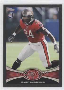 2012 Topps Black #47 - Mark Barron /57
