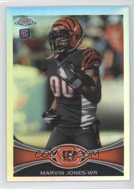 2012 Topps Chrome - [Base] - Refractor #194 - Marvin Jones