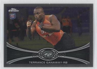 2012 Topps Chrome - [Base] #173 - Terrance Ganaway