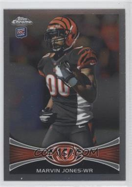2012 Topps Chrome - [Base] #194 - Marvin Jones