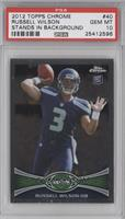 Russell Wilson (Throwing Hand Visible) [PSA10]