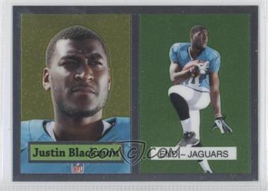 2012 Topps Chrome 1957 Design #9 - Justin Blackmon