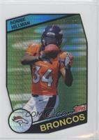 Ronnie Hillman /50