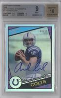 Andrew Luck /15 [BGS 9]