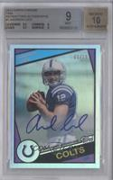 Andrew Luck /15 [BGS9]