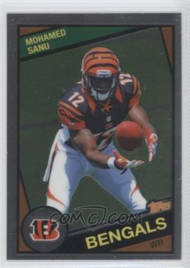 2012 Topps Chrome 1984 Design #13 - Mohamed Sanu