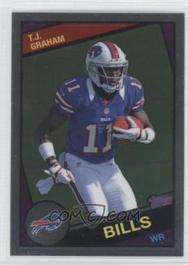 2012 Topps Chrome 1984 Design #29 - T.J. Graham