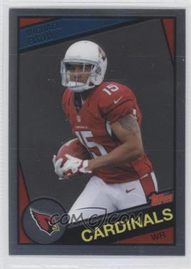 2012 Topps Chrome 1984 Design #3 - Michael Floyd