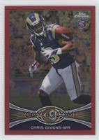 Chris Givens /399