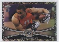Juron Criner /499