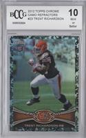 Trent Richardson /499 [ENCASED]