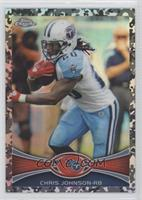 Chris Johnson /499